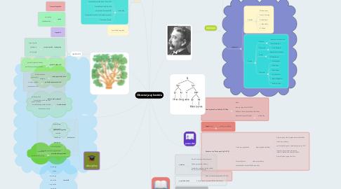 Mind Map: Obecná jazykověda