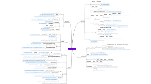 Mind Map: Youth and New Media