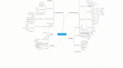 Mind Map: Excelente Duplicación