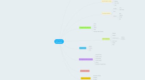 Mind Map: Levantamento Bibliográfico