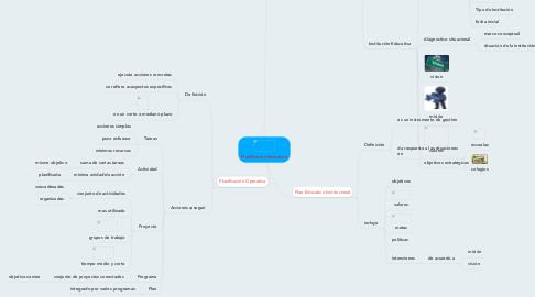 Mind Map: Planificación Educativa