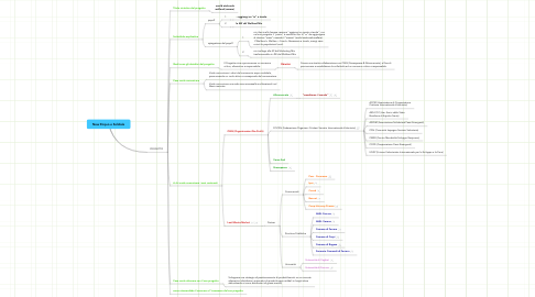 Mind Map: New Ecquo e Solidale