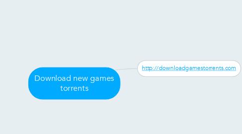 Mind Map: Download new games torrents