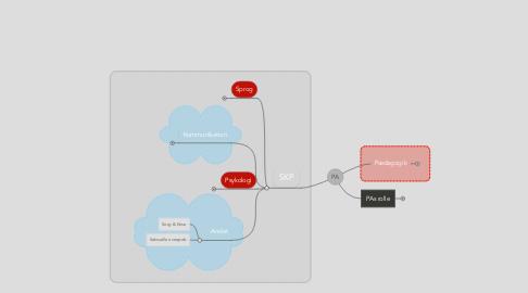 Mind Map: PA