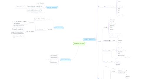 Mind Map: Werkstattprogramm