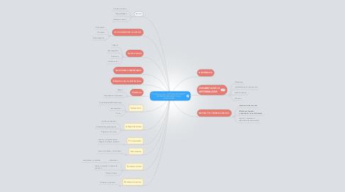 Mind Map: FACTORES INTERNOS Y EXTERNOS QUE IMPACTA LAS COLECCIONES