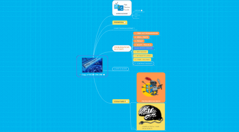 Mind Map: Copy of SICURI ON-LINE