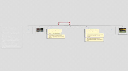 Mind Map: Brazil Pros & Cons