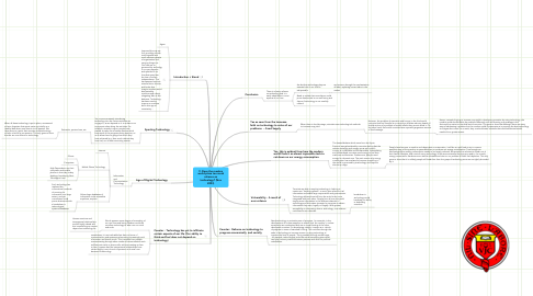 Mind Map: 9. Does the modern
