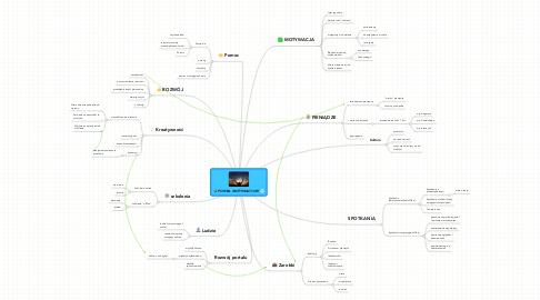 Mind Map: PORTAL MOTYWACYJNY
