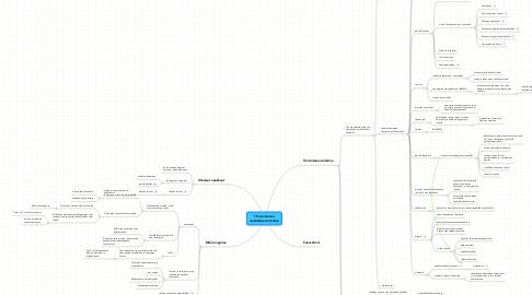 Mind Map: TK-toiminnan viestintäsuunnitelma