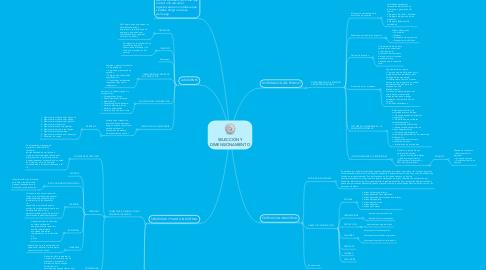 Mind Map: SELECCION Y DIMENSIONAMIENTO