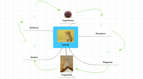 Mind Map: GATOS