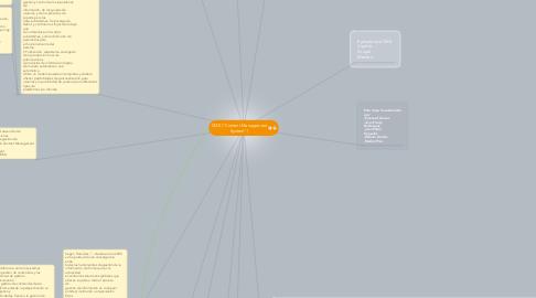"""Mind Map: CMS (""""Content Management System"""")"""