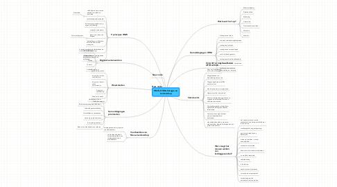 Mind Map: HNW, HRM-strategie enLeiderschap