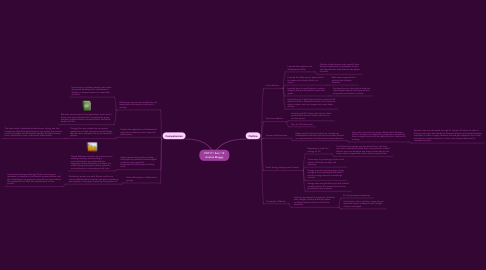 Mind Map: PHY111 Sum '10 Andrea Muggy