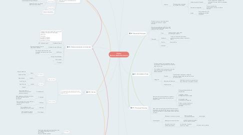 Mind Map: Canvas  Business Model Generation