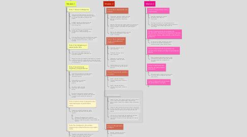 Mind Map: Habilidades y Valores ll