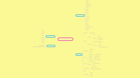 Mind Map: PORTAL WEB DE CENTRE
