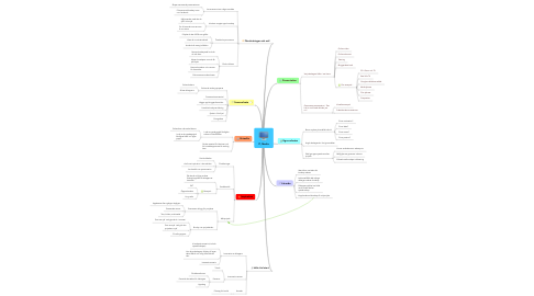 Mind Map: IT, Media