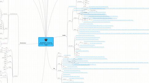 Mind Map: StreetAnalytics, comment les boutiques vont reconnaitre votre visage