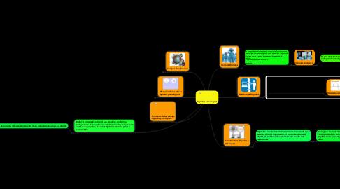 Mind Map: Digitales y Analogicas
