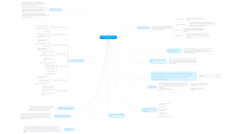 Mind Map: MANTENIMIENTO PREVENTIVO Y CORRECTIVO