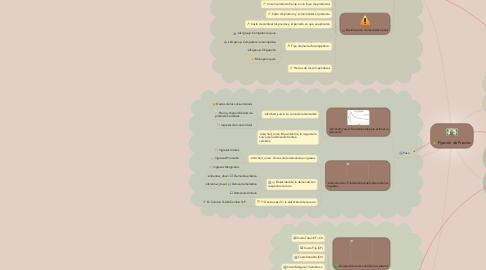 Mind Map: Fijación de Precios