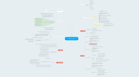 Mind Map: ISTQB Advanced Test Analyst 1. Testing Process