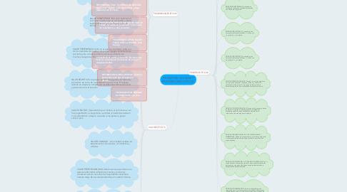 Mind Map: PRINCIPIOS, VALORES Y PROHIBICIONES ETICOS.