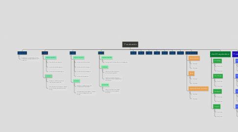 Mind Map: 1ª evaluación