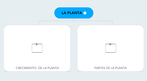 Mind Map: LA PLANTA