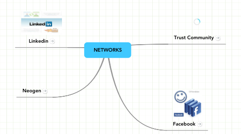 Mind Map: NETWORKS