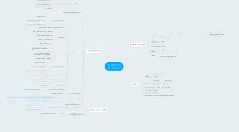 Mind Map: План развития ЧудоПодушки