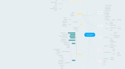 Mind Map: Project Management CELDS/INGTS