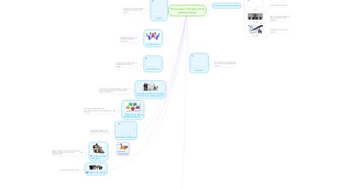 Mind Map: Funciones y Principios de la Administración