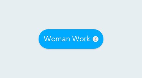 Mind Map: Woman Work