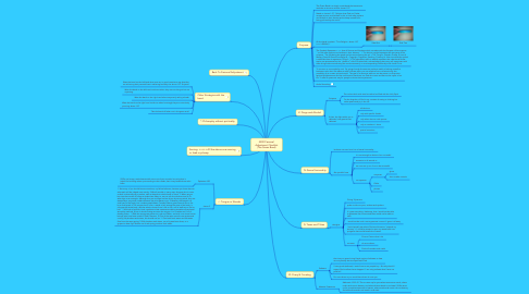 Mind Map: 4500 Personal Adjustment Checklist (The Green Band)