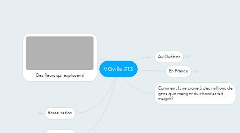 Mind Map: VGville #13