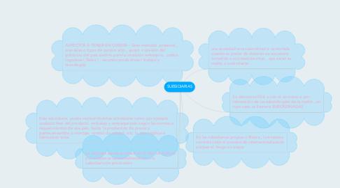 Mind Map: SUBSIDIARIAS