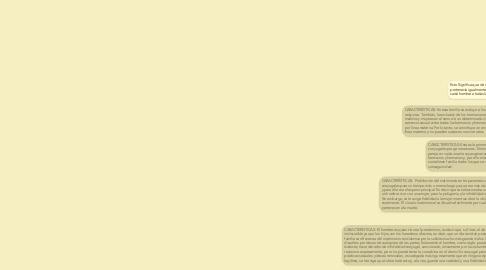 Mind Map: El Origen de la Familia, La Propiedad Privada y El Esdado Por Friedrich Engels. Las familias se clasifican en: