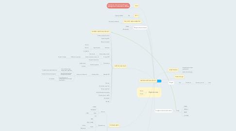 Mind Map: DIRECCIÓN DE PROYECTOS