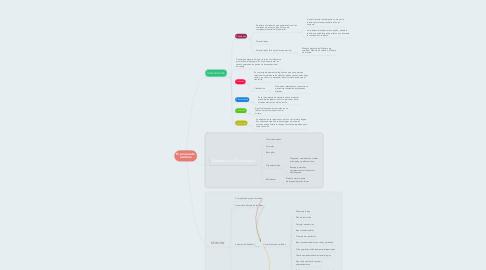 Mind Map: El proceso de escritura