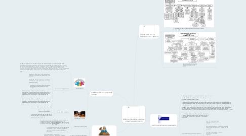 Mind Map: DERECHO PROCESAL LABORAL Y PRACTICAS ESPECIALES