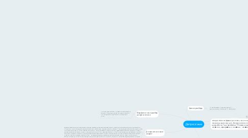 Mind Map: Дієприслівник