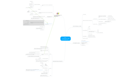 Mind Map: TRIBU COMMUNICATION & COOPERATION