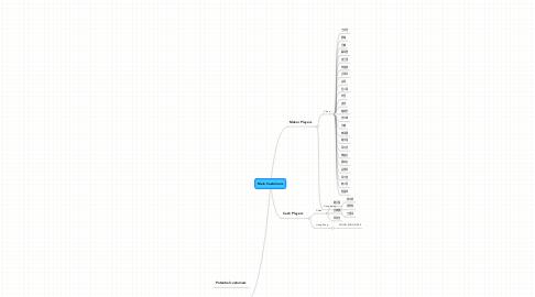 Mind Map: Main Customers