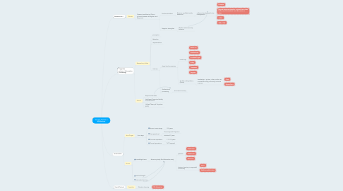 Mind Map: learning theories in Mindmeister