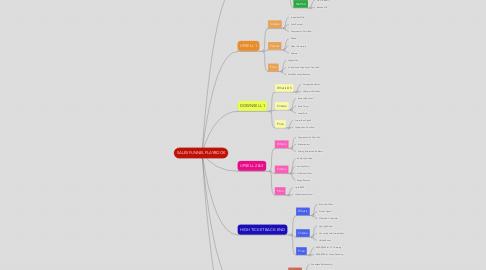 Mind Map: SALES FUNNEL PLAYBOOK