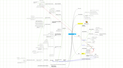 Mind Map: Régimen Subsidiado